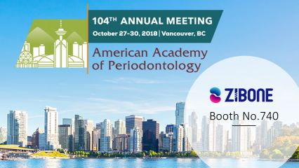 104TH ANNUAL MEETING   American Academy of Periodontology 2018-10.27-10.30